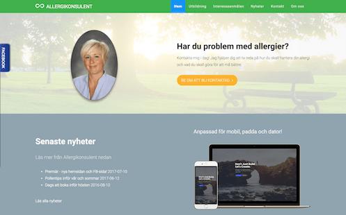 Besök Allergikonsulent i Västra Götaland